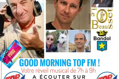 Top Fm – Emission du Good Morning Top Fm du 22 Décembre 2020